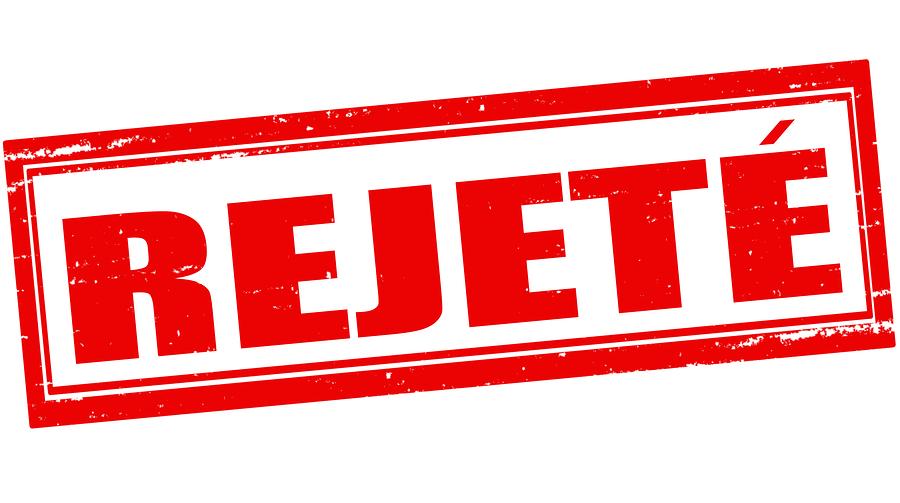 Pourquoi ma demande de prêt a été refusée?