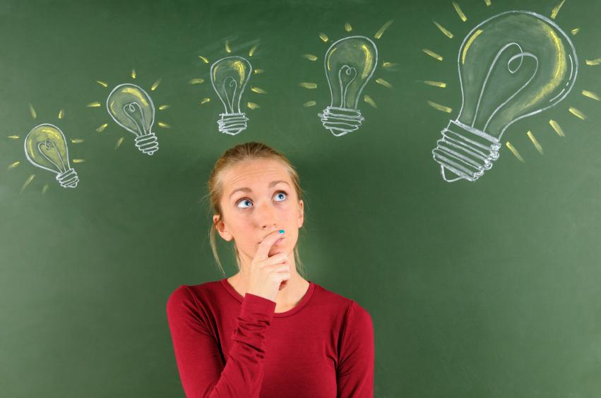 Est-ce que je peux obtenir un prêt uniquement avec mon idée?