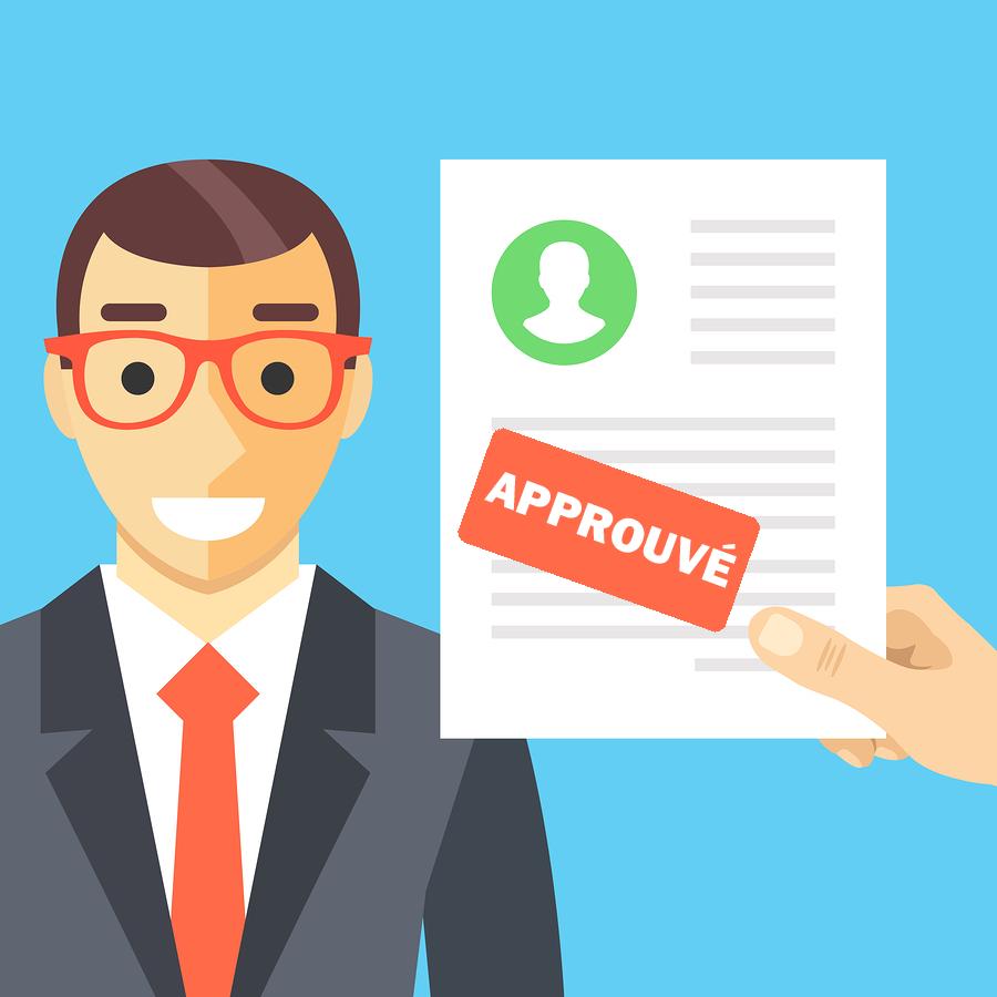 Comment être approuvé pour un prêt personnel?
