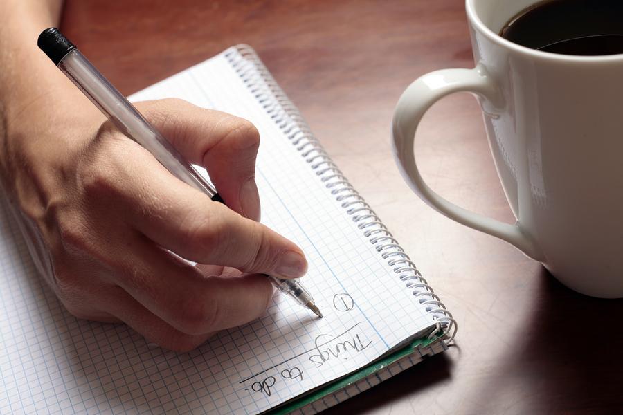 Votre liste de tâches financières 2017