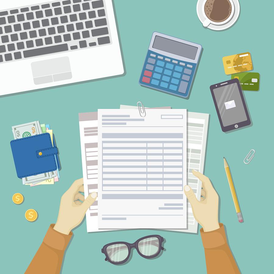 La face cachée du paiement minimum de votre carte de crédit