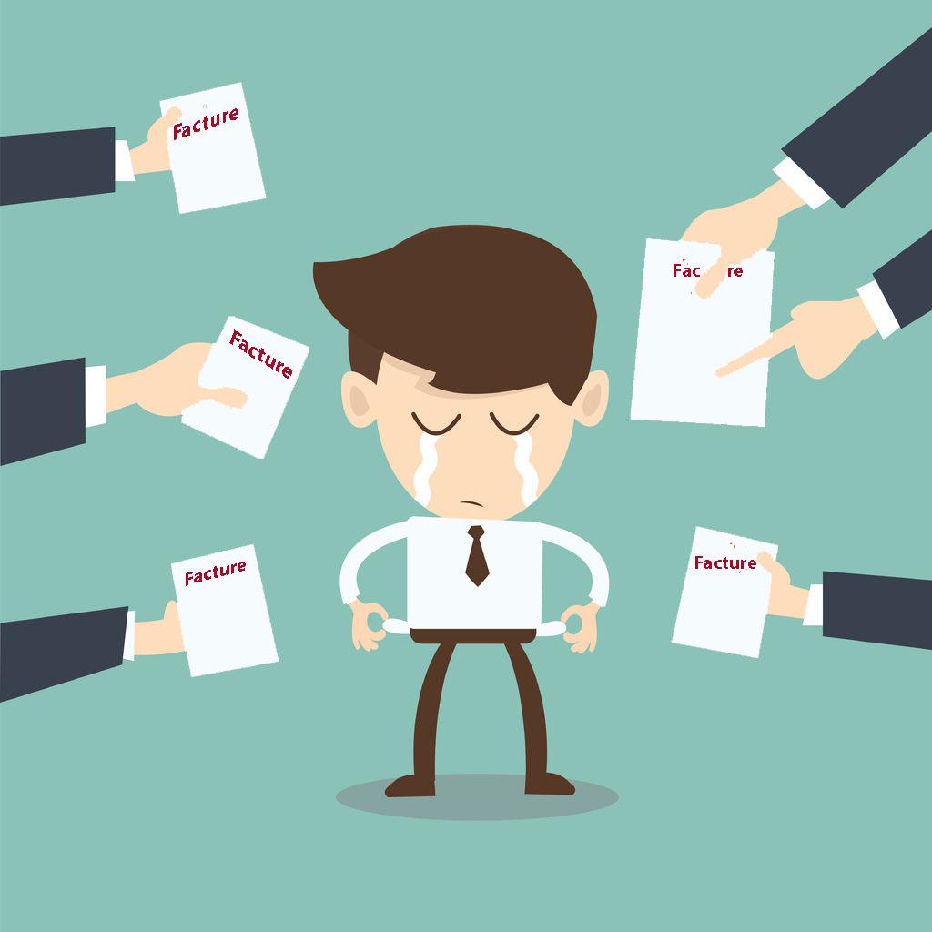 Quelles sont les exclusions lors d'une demande de mise en faillite